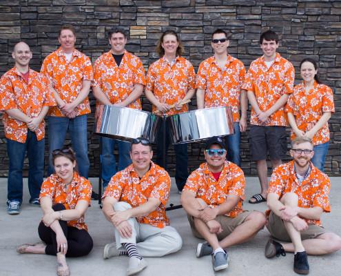 Pan-handlers Group Photo